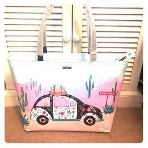 Kate Spade Scenic Route Going Places Tote
